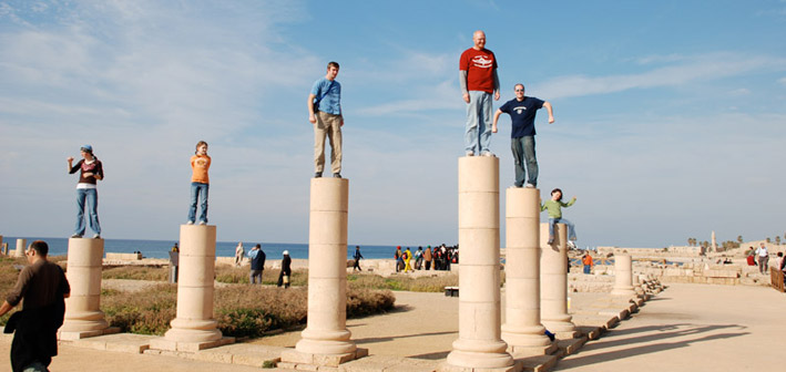 Your experience in Israel places you above the rest.